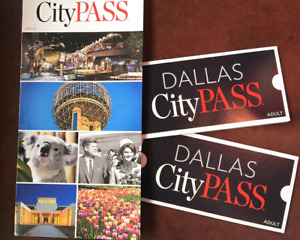 DALLASCityPASS - see Attractions with tickets.