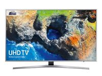 """Samsung smart 4K uhd led FREEVIEW tv 40"""" new in box"""
