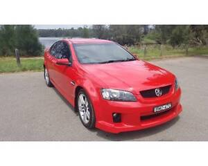 2010 HOLDEN COMMODORE SEDAN SV6 Lansvale Liverpool Area Preview