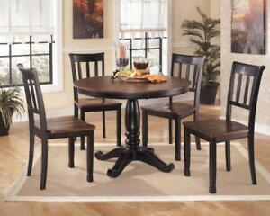 Ashley 6pc Owingsville Dinning set