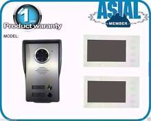 2 Units Door Station with 2 monitors black or white Oatlands Parramatta Area Preview