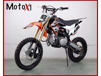 Brand new MotoX1 YX-160 STOMP YX