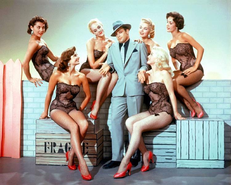 Marlon Brando Guys And Dolls 8x10 Photo #15