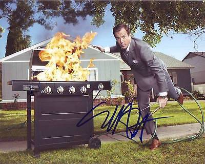 Will Arnett Signed Autographed Photo  4