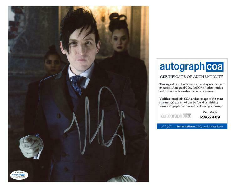 "Robin Taylor ""Gotham"" AUTOGRAPH Signed 8x10 Photo G ACOA"