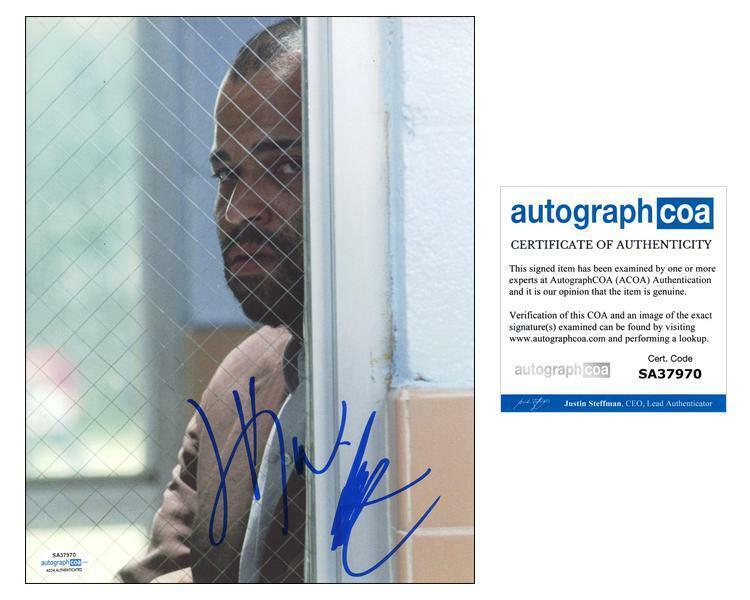 """Jeffrey Wright """"Westworld"""" AUTOGRAPH Signed 8x10 Photo ACOA"""
