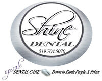SHINE DENTAL: Upscale Dental Care. Down to Earth People & Prices
