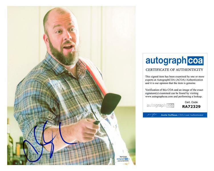 "Chris Sullivan ""This Is Us"" AUTOGRAPH Signed 8x10 Photo E ACOA"