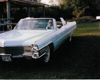 Great Cadillac Convertible