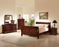 Brand New Queen Size Bedroom Set - Delivery Available