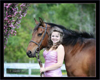 Graduation photography - with your horse