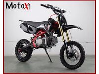 MotoX1 YX-140 140cc Stomp pitbike