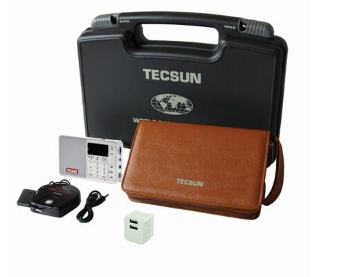 TECSUN PL-880 Special Edition Deluxe Set   << 8820 firmware / BLACK PL880 >>