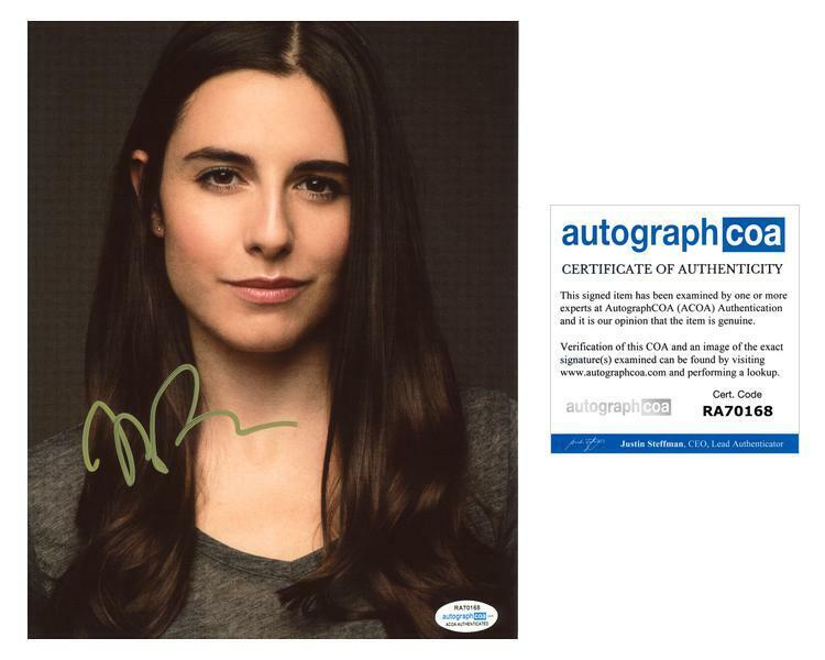 """Marianne Rendon """"Imposters"""" AUTOGRAPH Signed 8x10 Photo ACOA"""