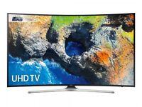 "Samsung UE49MU6220 49"" inch Smart 4K Ultra HD HDR Curved LED TV"