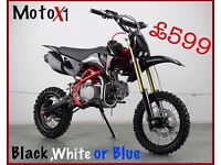 MotoX1 YX-140 STOMP engine Race ready 140cc not 125cc 110cc 85cc