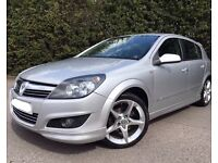 Vauxhall Astra 1.8 Sri (with exterior pack)