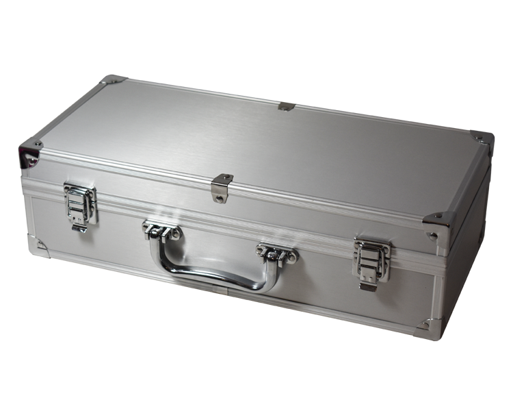 Guardhouse Aluminum Storage Box for 50 Certified Display Slabs with Handle