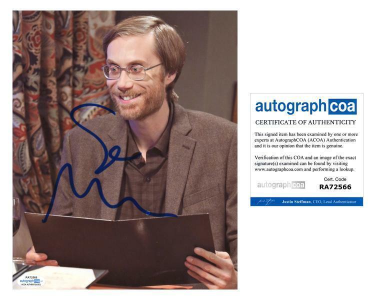 "Stephen Merchant ""The Big Bang Theory"" AUTOGRAPH Signed 8x10 Photo ACOA"