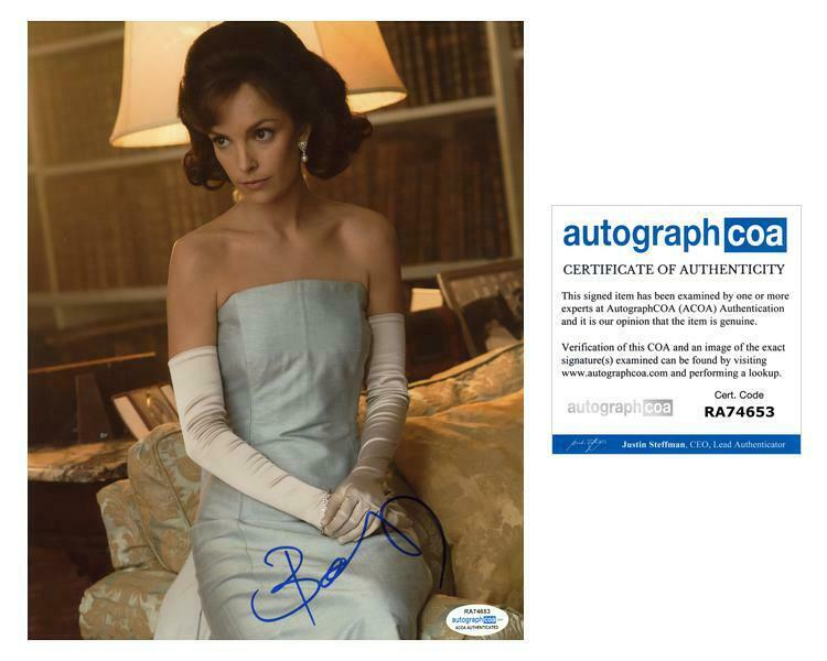 "Jodi Balfour ""The Crown"" AUTOGRAPH Signed 8x10 Photo ACOA"
