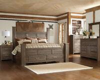 5 Piece Queen size Bed room set.