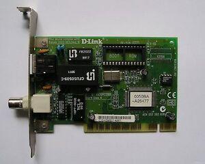 D-Link DE-220C - network adapter