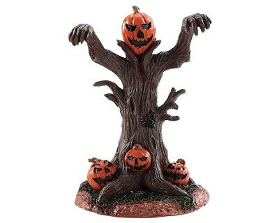 Halloween Town (LEMAX Evil Pumpkin Tree / Halloween Spookytown Spooky Town Modellbau)
