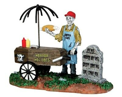 LEMAX - Ghoul Hot Dog Vendor / Halloween Spookytown Spooky Town ()