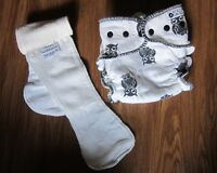 EUC large diaper and snap-in double liner by Little Boppers
