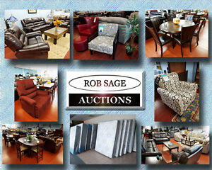 LIVE Auction! Mattresses, New Furniture & More! Barrie Ont.