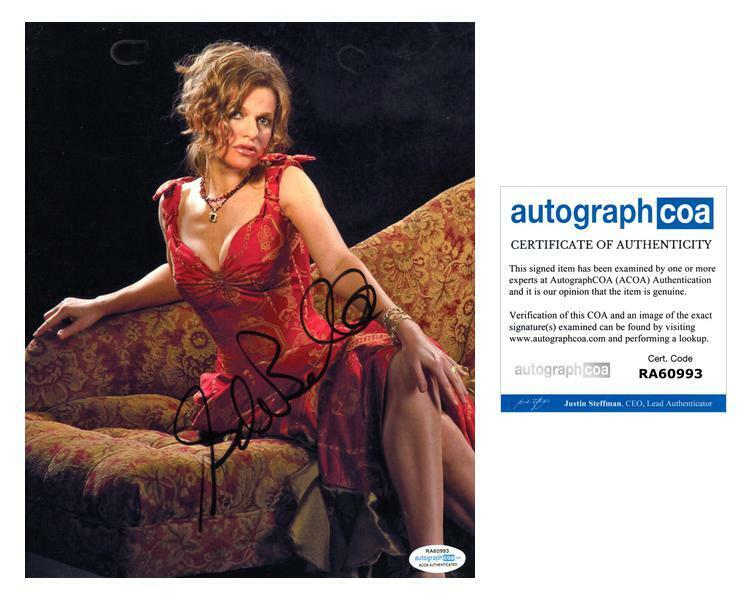 Sandra Bernhard Autographed Signed 8x10 Photo Hot Sexy ACOA