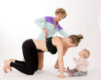 MOMS!! Hypopressive Core Training CLASSES