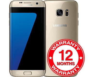Samsung Galaxy S7 edge SM-G935F - 32GB - Gold Platinum (Unlocked)