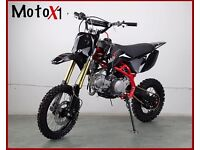 MotoX1 YX 140 140cc Stomp engine pitbike like demonX 2017