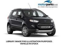 2014 Ford Ecosport 1.5 TDCi Titanium (X Pack) Manual Diesel Hatchback