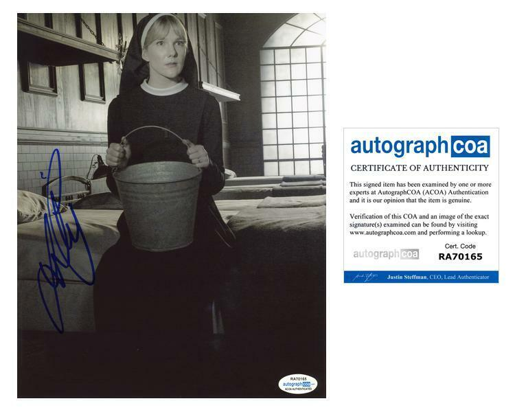 """Lily Rabe """"American Horror Story"""" AUTOGRAPH Signed 8x10 Photo D ACOA"""