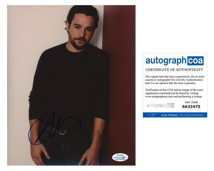 "Christopher Abbott ""The Sinner"" AUTOGRAPH Signed 'Mason Tannetti' 8x10 Photo"