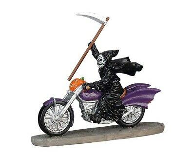 Halloween Town (LEMAX GRIM RIDER Spookytown Halloween Modellbau Herbst Spooky Town)