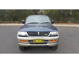 2000 Mitsubishi Challenger SUV 4X4 Lansvale Liverpool Area Preview