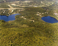168 Acres – Vacant land on water- Town of Bancroft