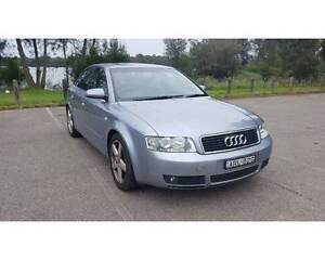 2004 Audi A4 AUTO TURBO LOW KMS Lansvale Liverpool Area Preview