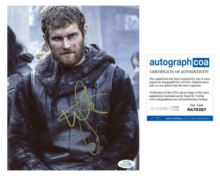"""Mark Stanley """"Game of Thrones"""" AUTOGRAPH Signed 8x10 Photo ACOA"""