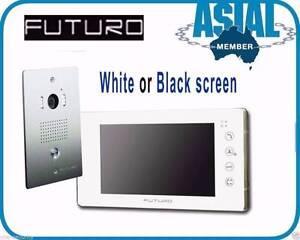 "Futuro intercom 7"" screen door station colour Dundas Parramatta Area Preview"