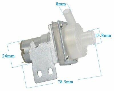 Dc6-18v Water Dispenser Electric Open Bottle Kettle Water Pump Left Side Output