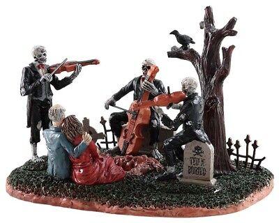 Halloween Town (LEMAX Moonlight Sonata / Halloween Spookytown Spooky Town Modellbau)