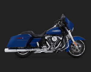 EXHAUST Vance&Hines POWER DUALS HEADPIPES