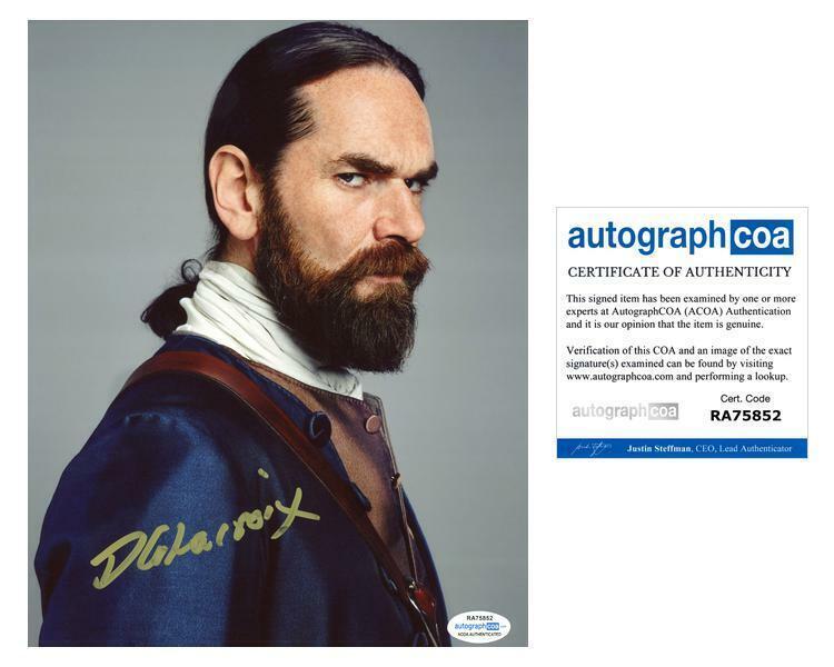 """Duncan Lacroix """"Outlander"""" AUTOGRAPH Signed 8x10 Photo C ACOA"""