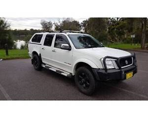 2006 Holden Rodeo LT RA DT4 TURBO DIESEL 4X4 DUAL CAB UTE Lansvale Liverpool Area Preview