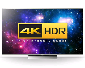 Sony 55 inch Android 4K Ultra HD Smart HDR LED TV with all Apps, Wifi,
