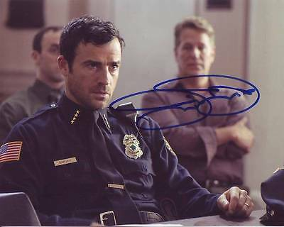 Justin Theroux Signed Autographed 8X10 The Leftovers Kevin Garvey Photograph